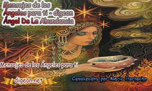 MENSAJES DE LOS ÁNGELES PARA TI - Digeon - 22 de Febrero