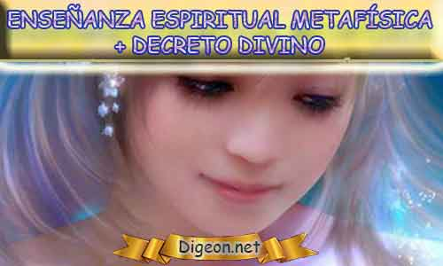 ENSEÑANZA ESPIRITUAL METAFÍSICA PARA HOY 18 de Febrero + DECRETO DIVINO