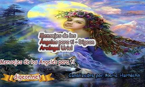 MENSAJES DE LOS ÁNGELES PARA TI - Digeon - 22 de Abril y el consejo diario de los ángeles, con los angeles y sus mensajes, y cada día un mensaje para ti