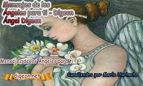 MENSAJES DE LOS ÁNGELES PARA TI - Digeon - 07 de Mayo - Ángel Digeon - Día 1173 + Consejo de tu Ángel y Decreto para Comprar una Propiedad