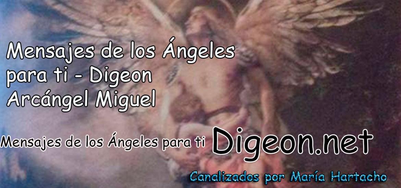 MENSAJES DE LOS ÁNGELES PARA TI - Digeon - 04 de Junio - Arcángel Miguel - Día 1198 + Consejo de tu Ángel y Decreto para La Prosperidad y Abundancia