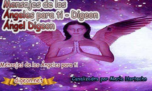MENSAJES DE LOS ÁNGELES PARA TI - Digeon - 05 de Julio - Ángel Digeon - Día 1224 + Consejo de tu Ángel y Decreto para La Riqueza y Prosperidad