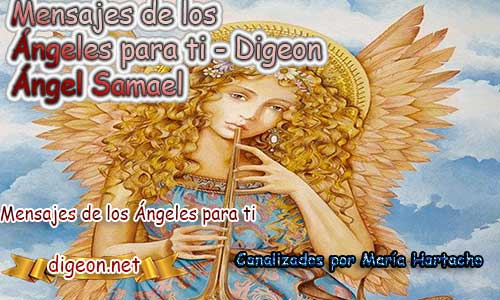 MENSAJES DE LOS ÁNGELES PARA TI - Digeon - 09 de Julio - Ángel Samael - Día 1227 + Consejo de tu Ángel y Decreto para La riqueza y Prosperidad