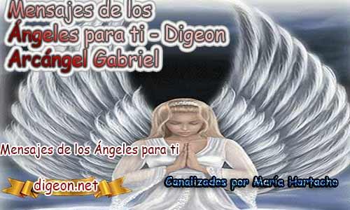 MENSAJES DE LOS ÁNGELES PARA TI - Digeon - 13 de Julio - Arcángel Gabriel - Día 1231 + Consejo de tu Ángel y Decreto para La riqueza y Prosperidad
