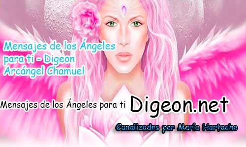 MENSAJES DE LOS ÁNGELES PARA TI - Digeon - 15 de Julio - Arcángel Chamuel - Día 1232 + Consejo de tu Ángel y Decreto para La riqueza y Prosperidad