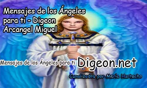 MENSAJES DE LOS ÁNGELES PARA TI - Digeon - 17 de Julio - Arcángel Miguel - Día 1234 + Consejo de tu Ángel y Decreto para La Protección