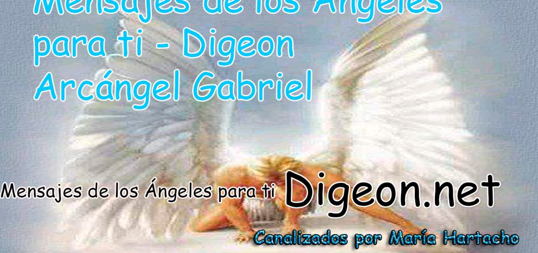 MENSAJES DE LOS ÁNGELES PARA TI - Digeon - 03 de Agosto - Arcángel Gabriel - Día 1249 + Consejo de tu Ángel y Decreto para La Prosperidad y Abundancia