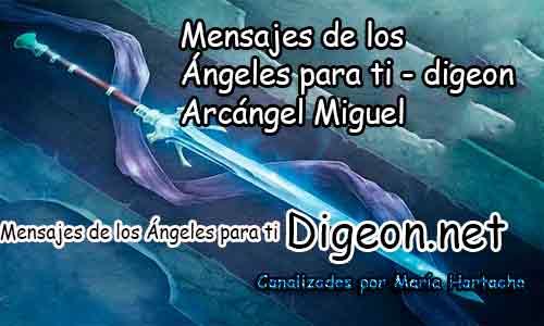 MENSAJES DE LOS ÁNGELES PARA TI - Digeon - 02 de Septiembre - Arcángel Miguel - Día 1254 + Consejo de tu Ángel y Decreto para La Prosperidad y Abundancia