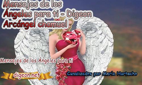 MENSAJES DE LOS ÁNGELES PARA TI - Digeon - 21 de Septiembre - Arcángel Chamuel - Día 1271 + Consejo de tu Ángel y Decreto para La Riqueza y Abundancia