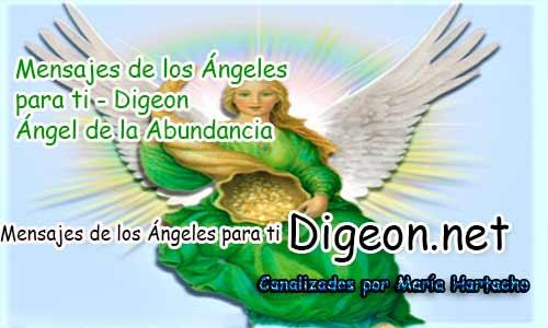MENSAJES DE LOS ÁNGELES PARA TI - Digeon - 19 de Octubre - Ángel de la Abundancia - Día 1295 + Consejo de tu Ángel y Decreto para la Prosperidad y Abundancia