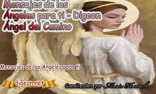 MENSAJES DE LOS ÁNGELES PARA TI - Digeon - 02 de Octubre - Ángel del Camino - Día 1280 + Consejo de tu Ángel y Decreto para Encontrar una solución