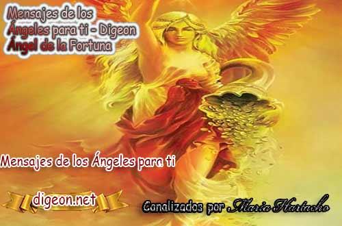 MENSAJES DE LOS ÁNGELES PARA TI - Digeon - 09 de Octubre - Ángel de la Fortuna - Día 1286 + Consejo de tu Ángel y Decreto para la Riqueza