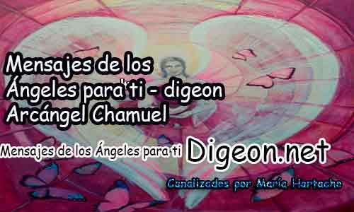 MENSAJES DE LOS ÁNGELES PARA TI - Digeon - 04 de Octubre - Arcángel Chamuel - Día 1282 + Consejo de tu Ángel y Decreto para la Riqueza y Prosperidad