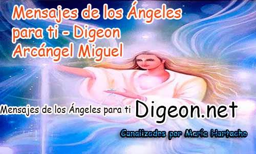 MENSAJES DE LOS ÁNGELES PARA TI - Digeon - 29 de Octubre - Arcángel Miguel - Día 1303 + Consejo de tu Ángel, Decreto para La Riqueza y Abundancia y El Ángel que te acompaña hoy