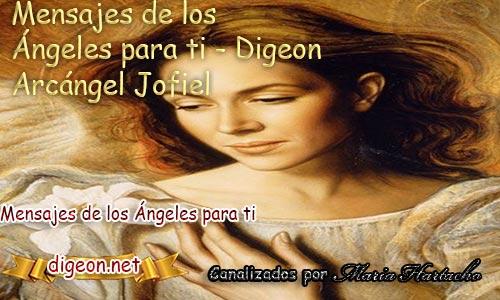MENSAJES DE LOS ÁNGELES PARA TI - Digeon - 14 de Diciembre - Arcángel Jofiel - Día 1341