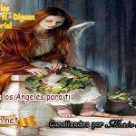 MENSAJES DE LOS ÁNGELES PARA TI - Digeon - 28 de Enero - Arcángel Gabriel - Día 1384 + Consejo De Tu Ángel, Decreto Para Solucionar Un Asunto yEl Ángel Que Te Acompaña Hoy