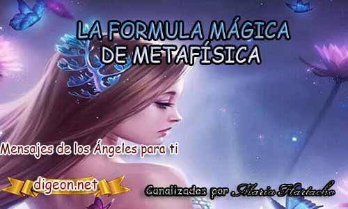 Déjame darte la fórmula mágica de metafísica para obtener cualquier cosa que uno desee, y para pedir de manera correcta al universo. Es una fórmula para emplearla en todo. Compruébala por ti mismo.