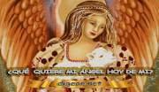 ¿QUÉ QUIERE MI ÁNGEL HOY DE MÍ? 30 De abril + El Evangelio del día Digeon y Decreto Divino