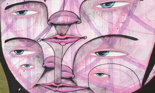 Piguan - Azucar arte urbano digerble