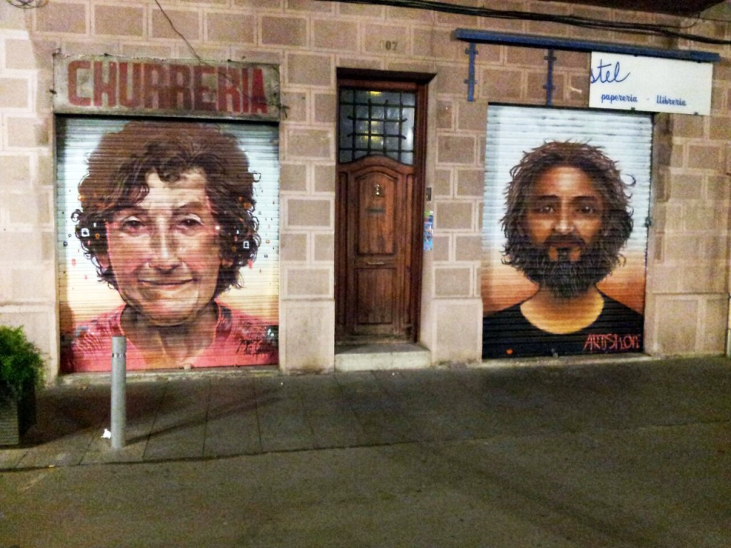 ARTistLOVE Arte Urbano Digerible