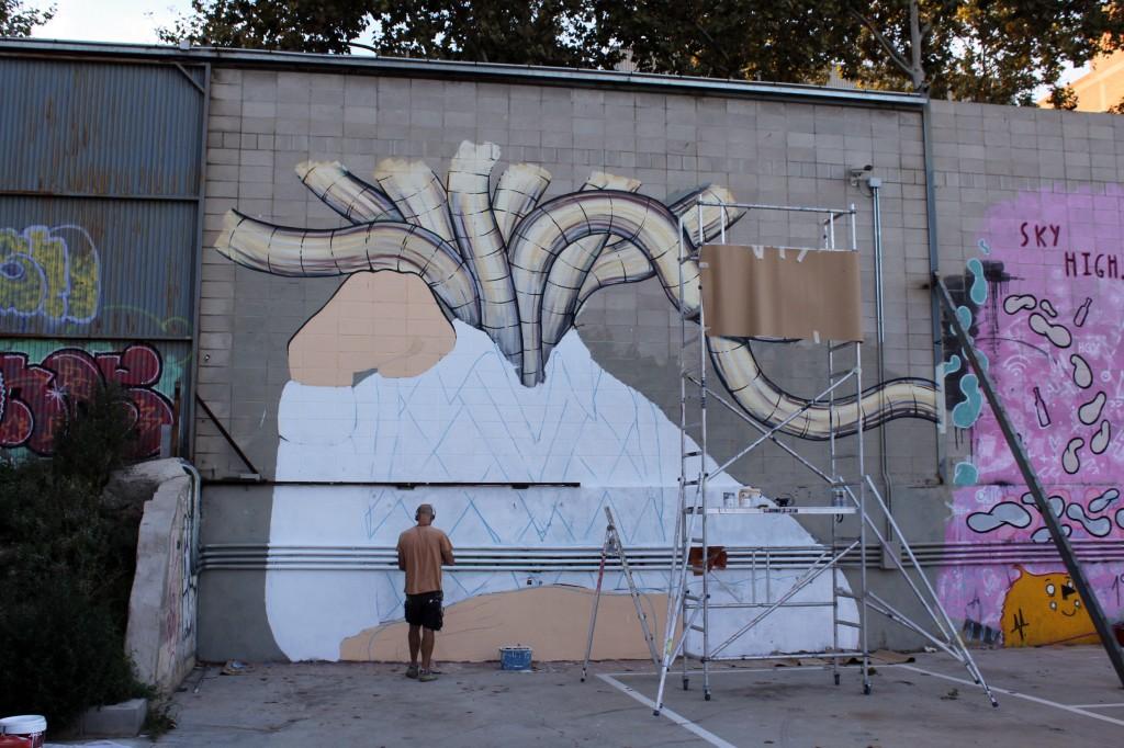 Arte Urbano - Enric Font - DigeribleArte Urbano - Enric Font - Digerible