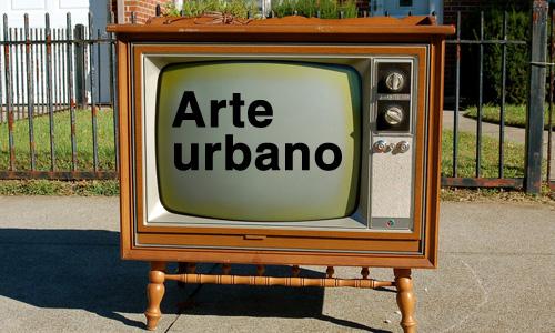 arte urbano Medios comunicación digerible