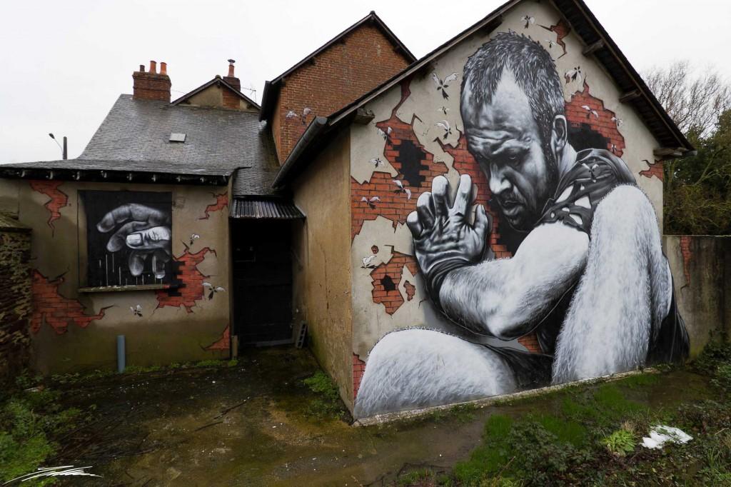 MTO arte urbano en Francia