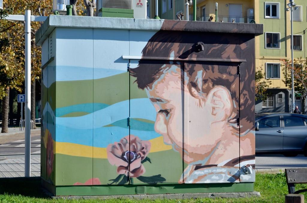 Bilbao Arte urbano