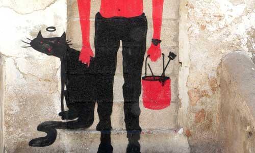 Lolo, arte urbano en Fanzara