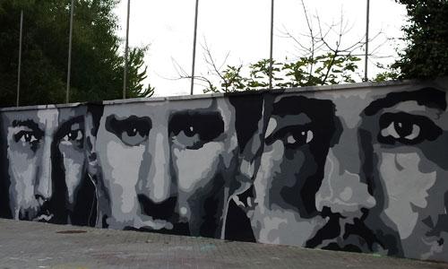 Paulo Consentino arte urbano en Barcelona