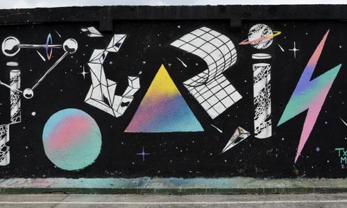 Txemy, arte urbano en Bilbao
