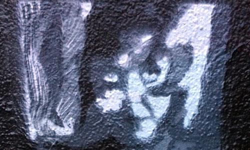 Arte urbano homenaje a Luis Buñuel
