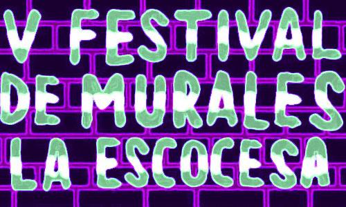 V Festival de Murales de La Escocesa