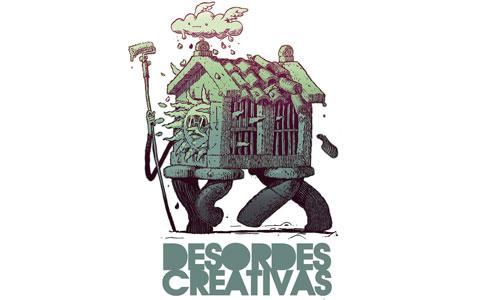 arte urbano DesOrdes Creativas en Galicia