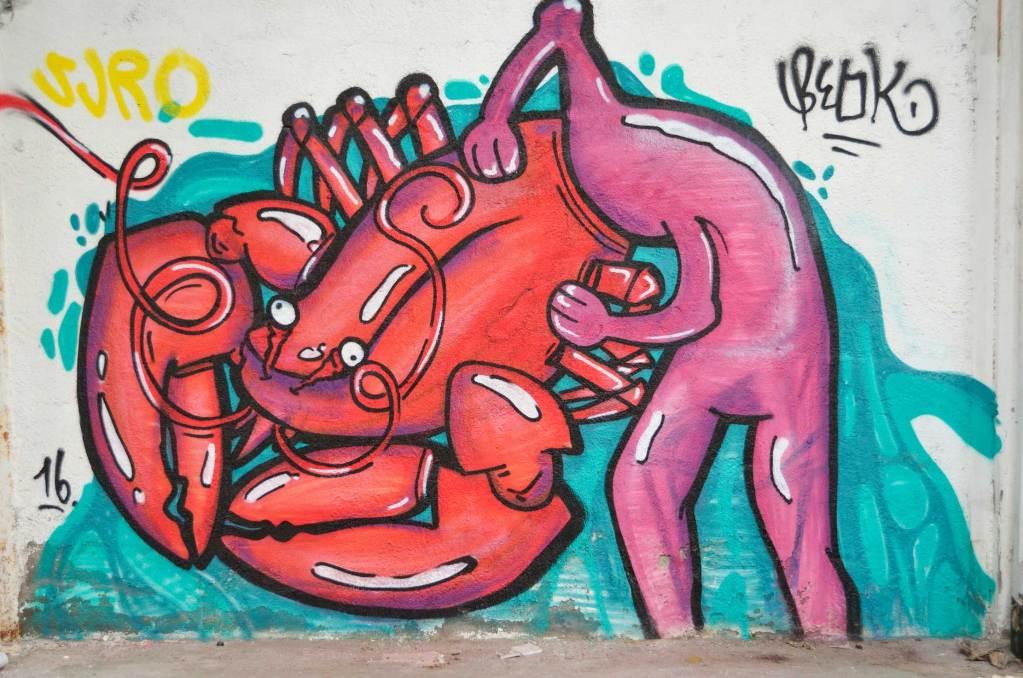 arte urbano Bilbao