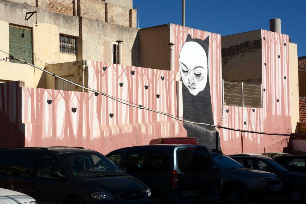 Jorge Pina Arte urbano España