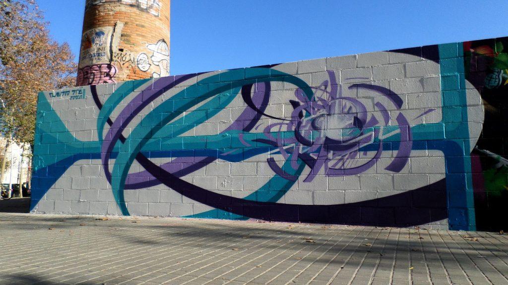 Claudio Drë arte urbano Barcelona