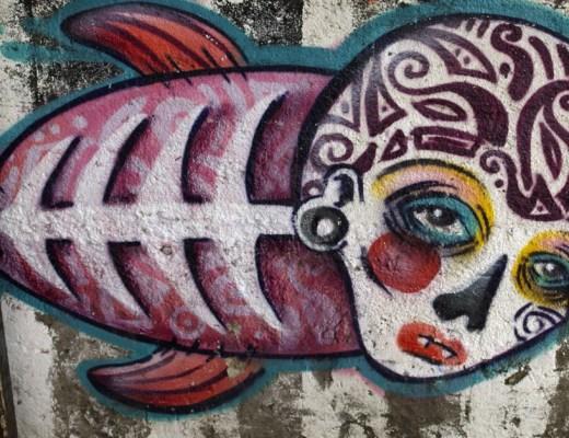 Bronik arte urbano en Berlín Alemania