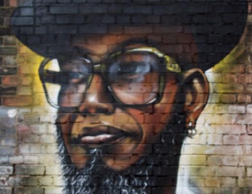 Dreph arte urbano desde Londres
