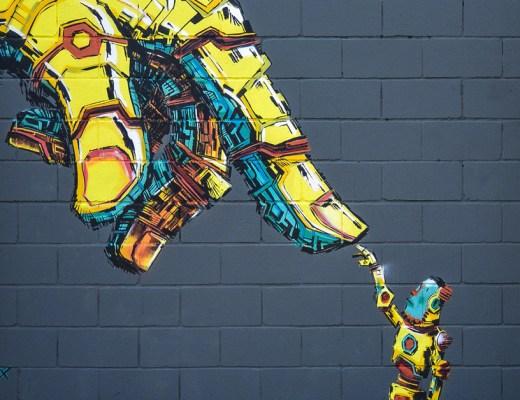 Xèlon Xlf arte urbano, Hacid Magazine