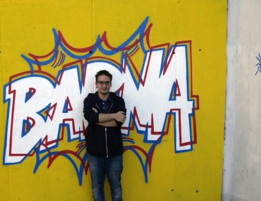 Esteban Marín Arte urbano en L'Hospitalet