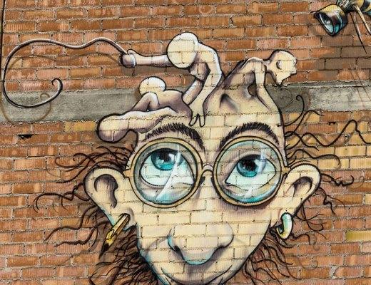 Werens & Limbo arte urbano en Sant Pere de Riudebitlles
