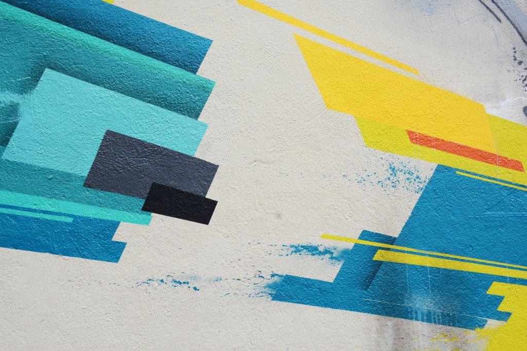 Arte urbano Kazzius - Barcelona