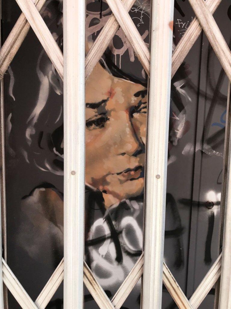 Arte urbano RICE Barcelona