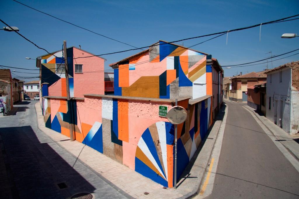 Arte urbano festival asalto Zaragoza