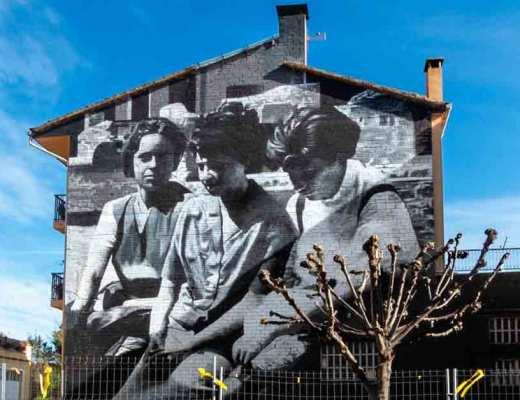 Arte urbano ALBERTO MONTES