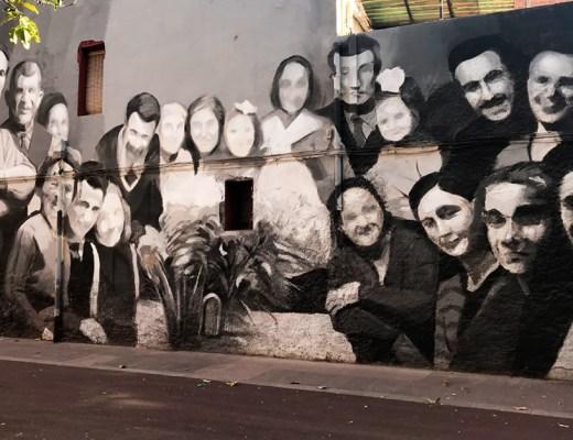 Arte urbano de Miquel Wert, Viladecans
