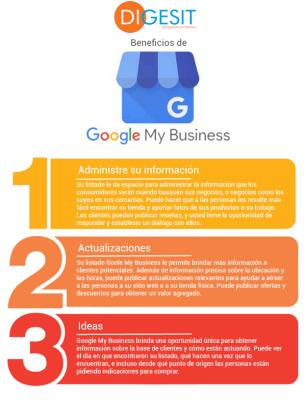 beneficios de google my business para los negocios locales