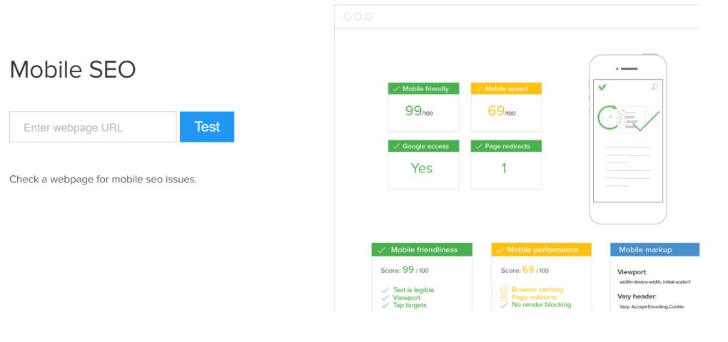 mobile seo analisis