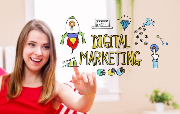marketing digital y las redes sociales